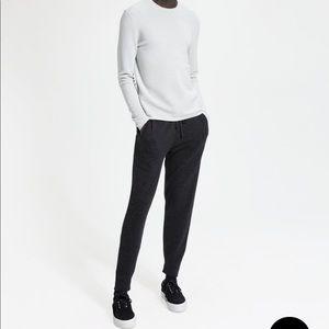 NWT Theory men's cashmere lounge pant (Sz L)